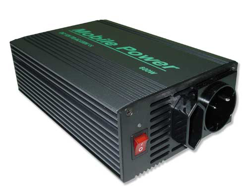 Immagine INVERTER ONDA SINUSOIDALE MODIFICATA 600W