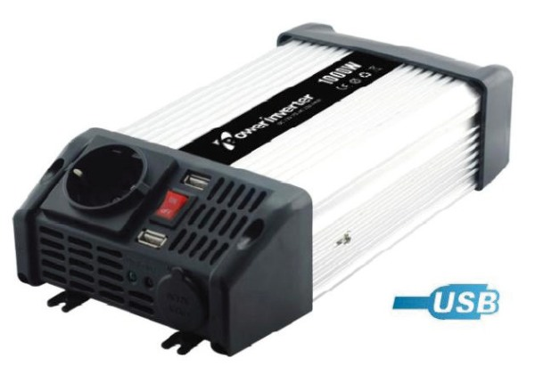 Immagine INVERTER ONDA SINUSOIDALE MODIFICATA 1000W