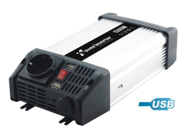 Immagine INVERTER ONDA SINUSOIDALE MODIFICATA 1500W