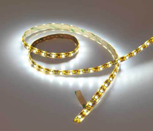 Immagine Serpentina al led calpestabile